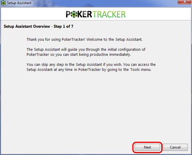 как установить покер трекер 4 в картинках